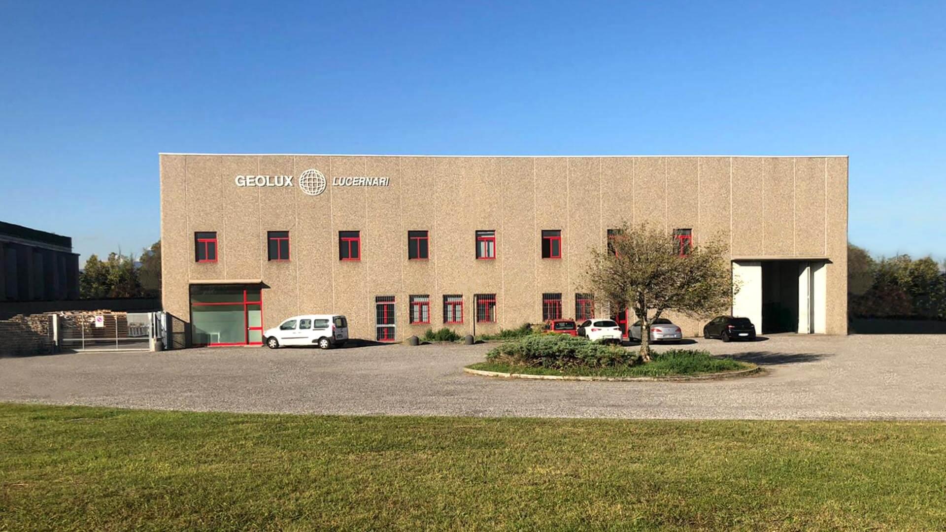 Geolux Sede